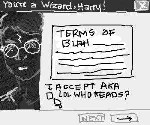 Harry Potter, the Installation Wizard
