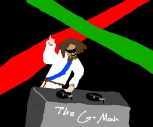 DJ Hipster Jesus