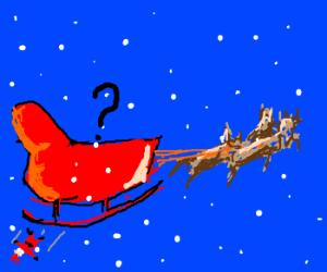 Santa is Missing
