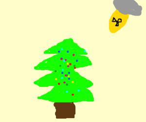 Christmas at ground zero