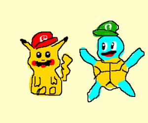 Super Pokemon Brothers