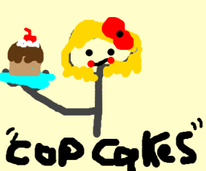 Lily likes cupcakes.