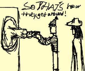 waldo and carmen sandiego, finally explained
