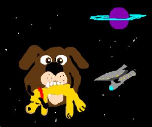 Dog-eat-dog world
