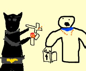 batman commits a hate crime