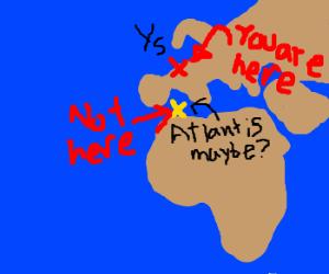 the city of ys: it's not atlantis