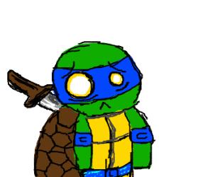 The saddest little turtle