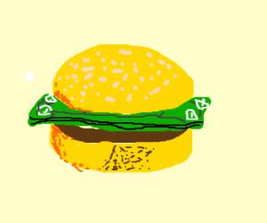 $3 burger