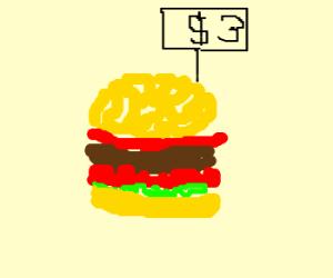Zomburger $3