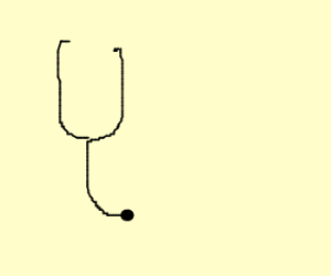 Stethoscope is a medical doctor
