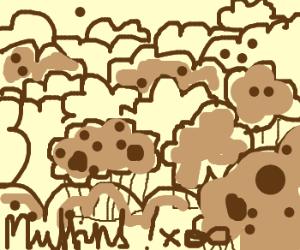 Tribble Muffin multiplying
