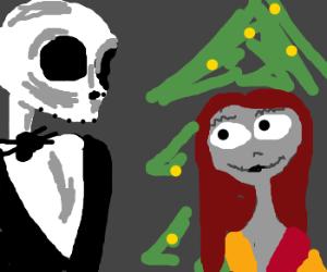 Christmas with Jack and Sally