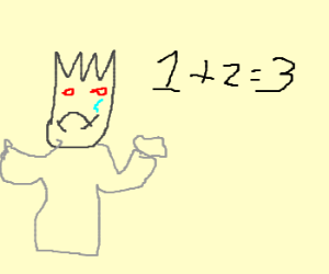 Sauron is doing math