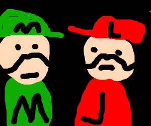 Super Thumb Bros