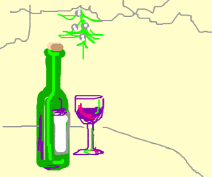 Mistletoe and Wine