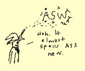 Half assed wizard vs WSA