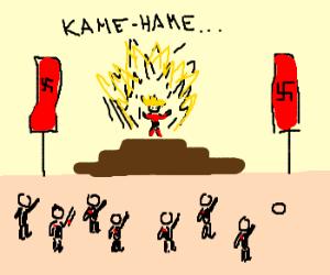 Heil Goku!