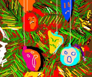 Very Odd Christmas Ornaments