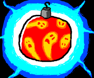 christmass ball containing souls