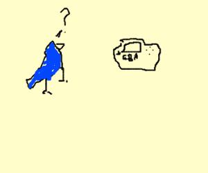 bird confused by nintendo gameboy