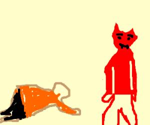 devil worshipper