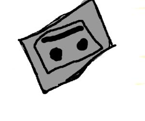 annoying summer time Cassette guy