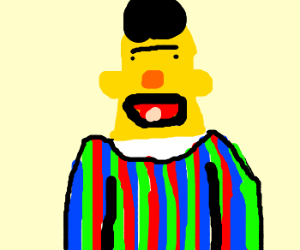 Happy Bert