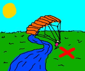 river parasite