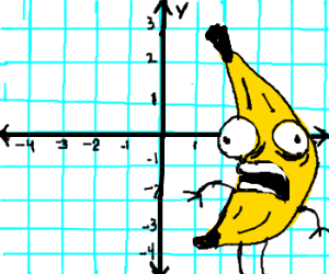 Cartesian banana