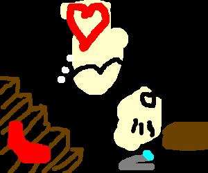 I love kidneys spectating gymnastics