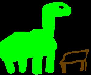 Dinosaur DJ