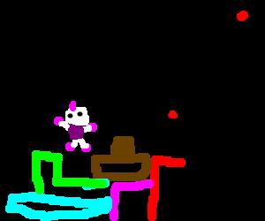 Bombertetrisman