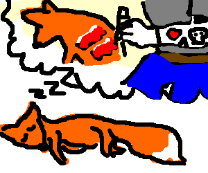 Fox dreams of getting a bacon tattoo