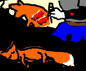 Fox dreams of getting a bacon tattoo