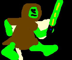 running yoda