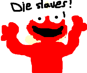 evil overlord elmo