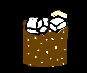 Ice cold Soda pop