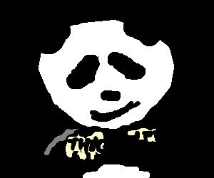 Thug Life Panda Drawception