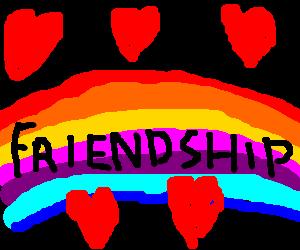 ♥ FRIENDSHIP IS MAGIC ♥