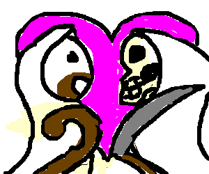Sheppard in love with a Reaper