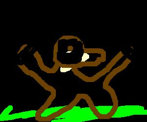 Ninja Aquatic Swamp Bear