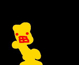 rabid pokemon