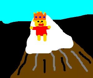 King shit of fuck mountain Nude Photos 51