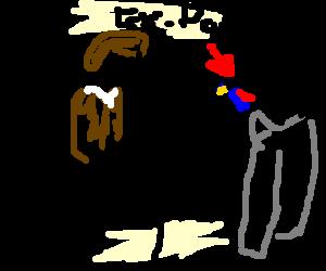 Monty Python Dead Parrot Sketch Drawception
