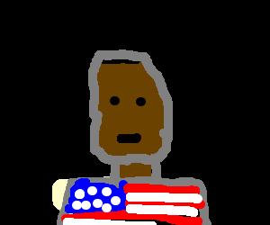 Robot Barack Obama