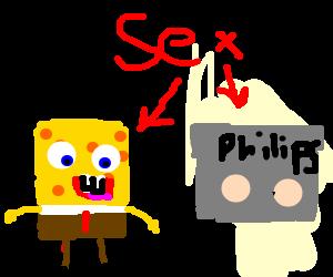 Sponge bob sex tape