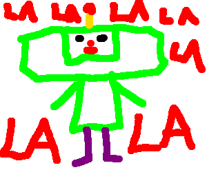 LA LA LA LA LA LA LA LA KATAMARI DAMACY!!!