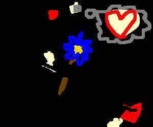 The most romantic robot - Drawception