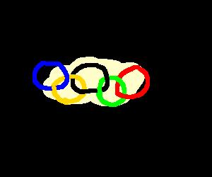 Olympic skateboarding.