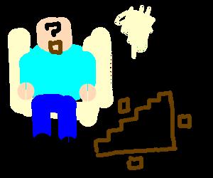 Minecraft is pythagorean theorem